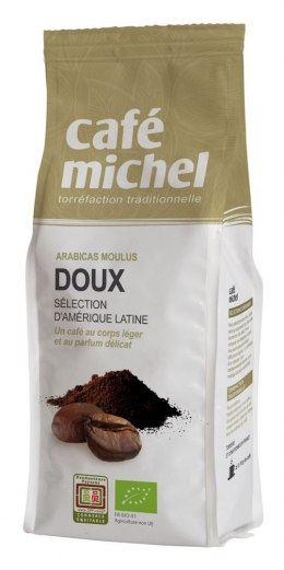 KAWA MIELONA ARABICA 100% FAIR TRADE BIO 250 g - CAFE MICHEL