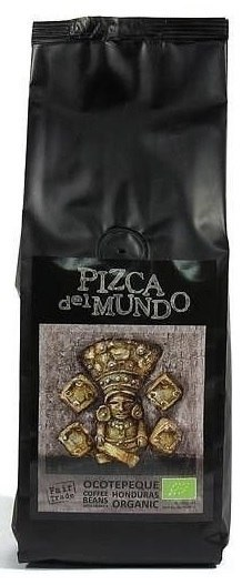KAWA ZIARNISTA ARABICA 100% OCOTEPEQUE FAIR TRADE BIO 250 g - PIZCA DEL MUNDO