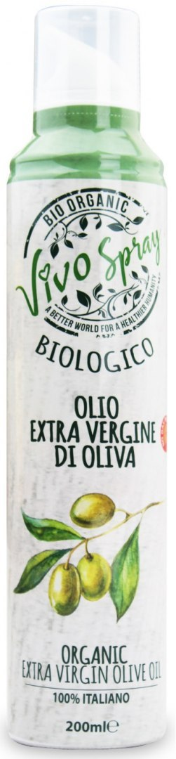 OLIWA Z OLIWEK EXTRA VIRGIN BIO SPRAY 200 ml - VIVO SPRAY